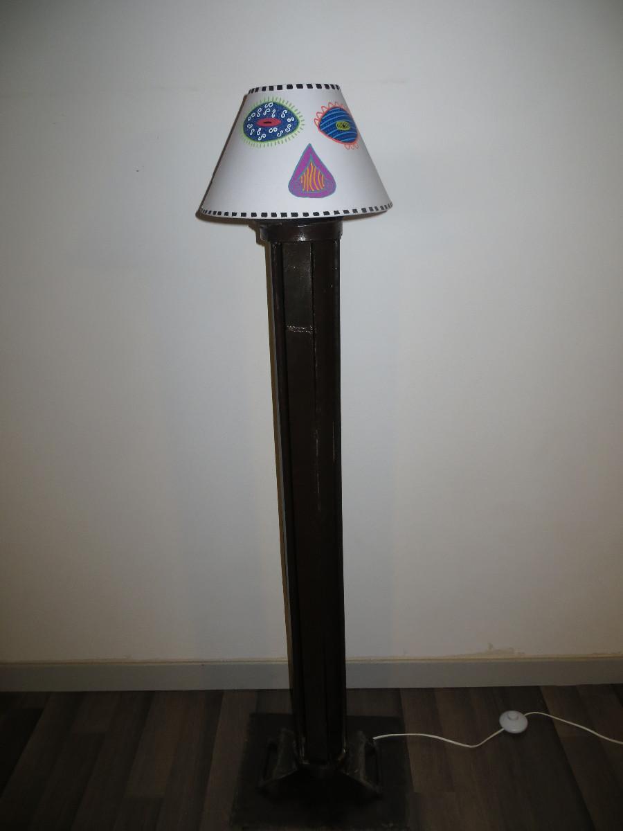 lampe haute tiretaine artacier. Black Bedroom Furniture Sets. Home Design Ideas