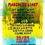 marché de l'art JUIN 2014